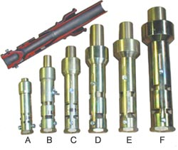 Two Stage Injectors-Two Stage Injectors
