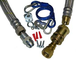Appliance Gas Connecting Kit - KEEGAS-Appliance Gas Connecting Kit KEEGAS