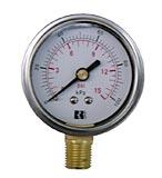 Pressure Gauges-Pressure Gauges